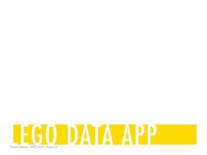 PresleeDayton_Project3_LegoDataApp